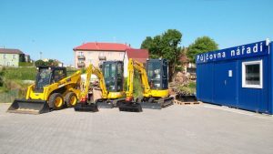 Půjčovny nářadí a stavebních strojů WOODCOTE